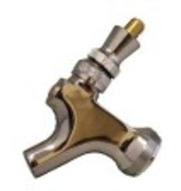 FAUCET-Chrome Plated w/ Brass Lever (Krome Dispense)