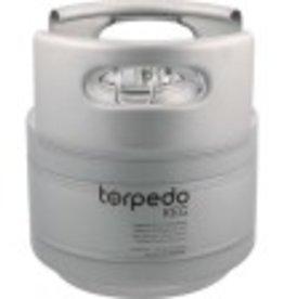 KEG- TORPEDO 2.5 GALLON