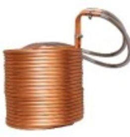 "WORT CHILLER- IMMERSION 50' x 3/8"" copper.(LD)"