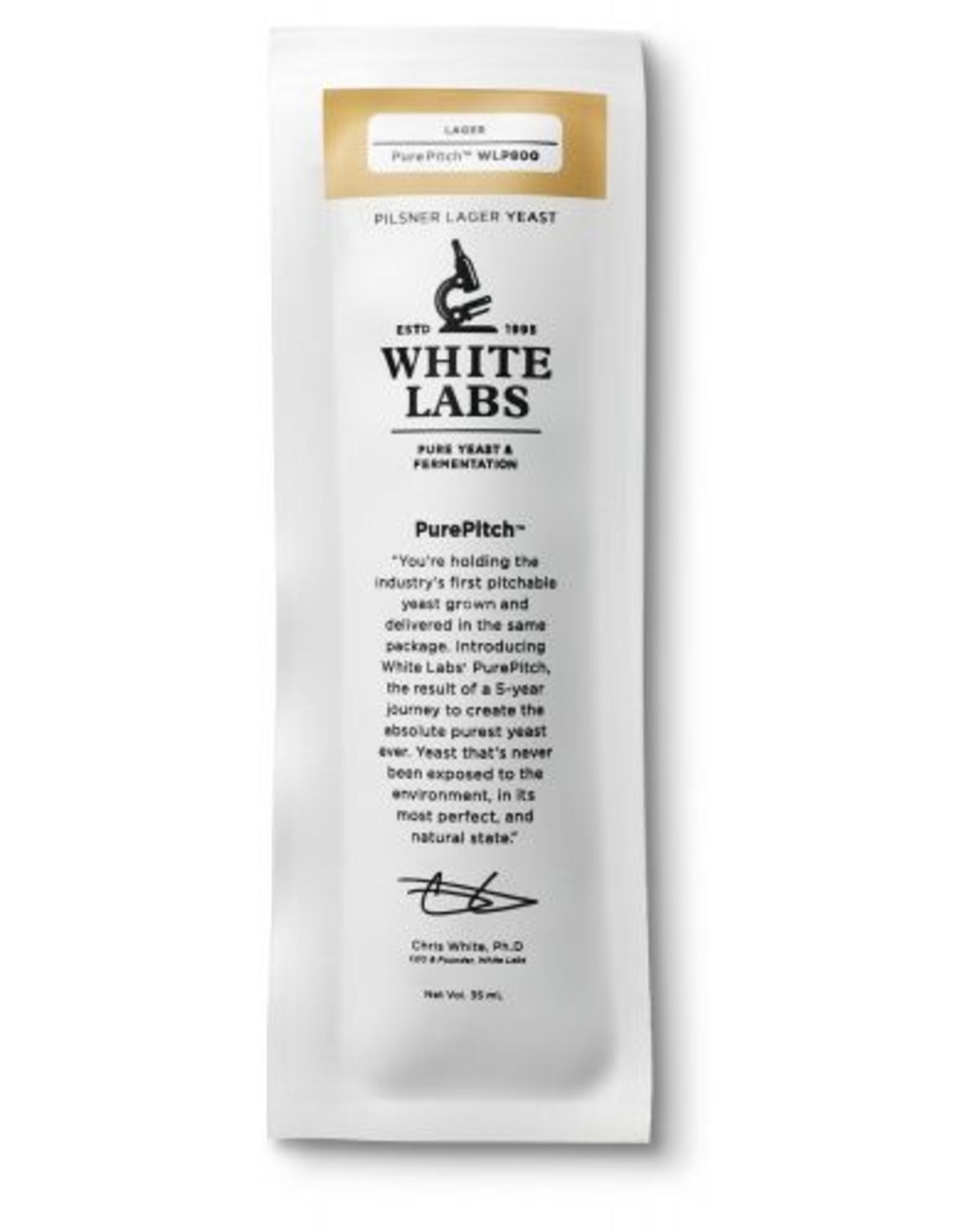 WLP644 WHITE LABS SACCHAROMYCES BRUX-LIKE TROIS