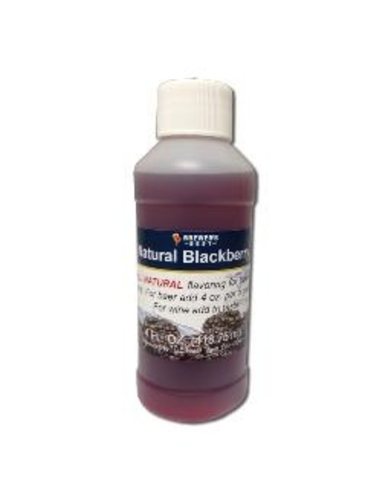 BLACK BERRY FLAVORING 4 OZ