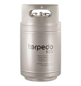KEG- TORPEDO SLIMLINE 2.5 GAL