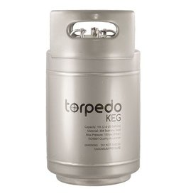 KEG- TORPEDO SLIMLINE 2.5 gallon