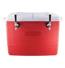 JOCKEY BOX- TWO KEG