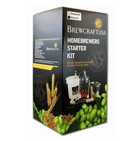 EQUIPMENT KIT- 5 GALLON BEER W/POT