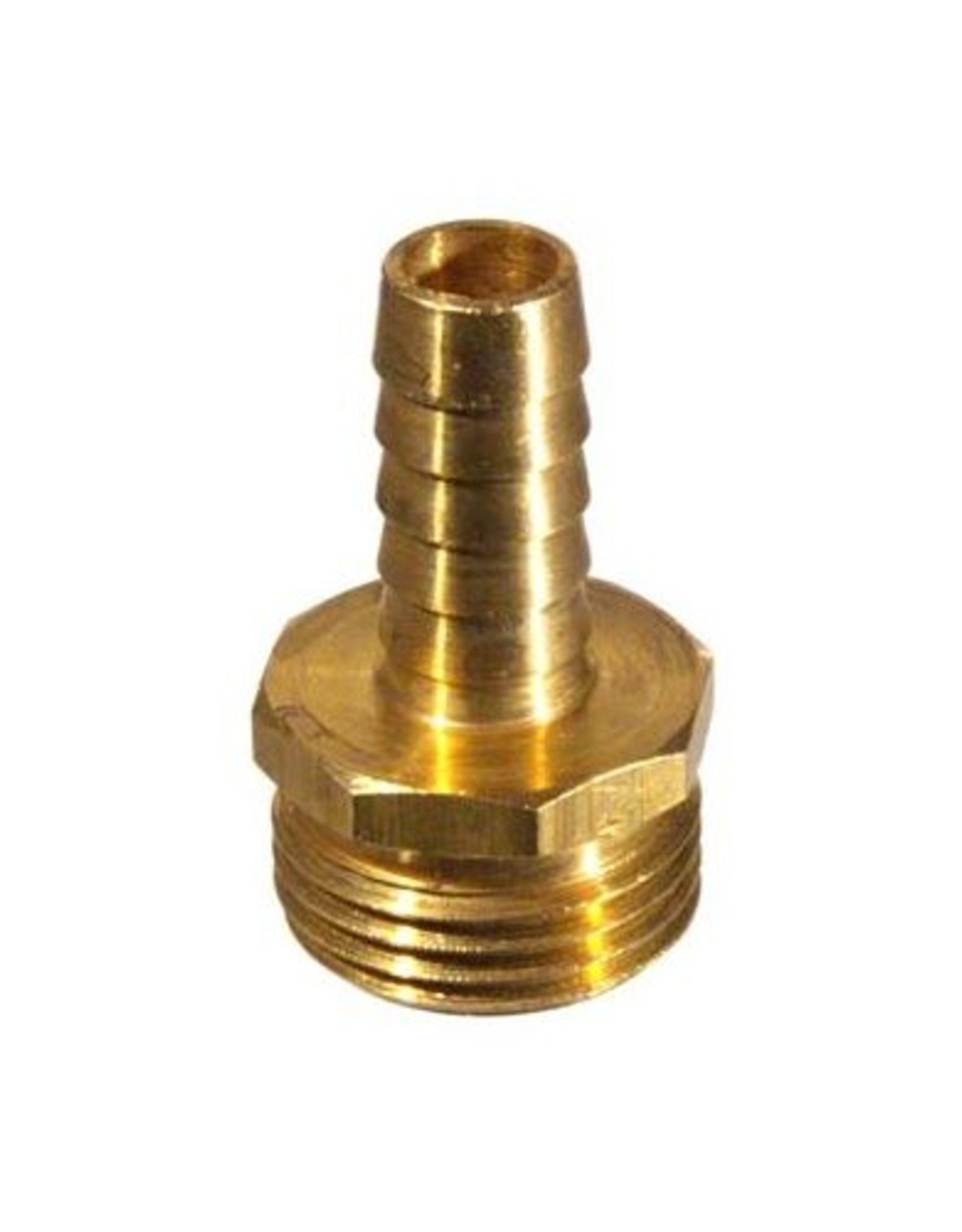 """GARDEN HOSE- MALE X 1/2"""" BARB fitting"""