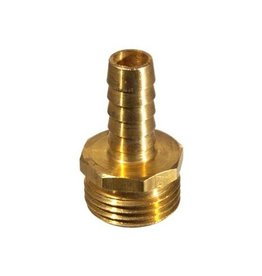 "GARDEN HOSE- MALE X 1/2"" BARB fitting"