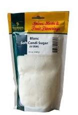 WHITE CANDI SUGAR 1lb.