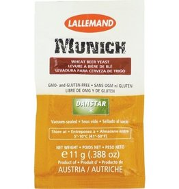 LALLEMAND MUNICH WHEAT BEER YEAST- LALLEMAND