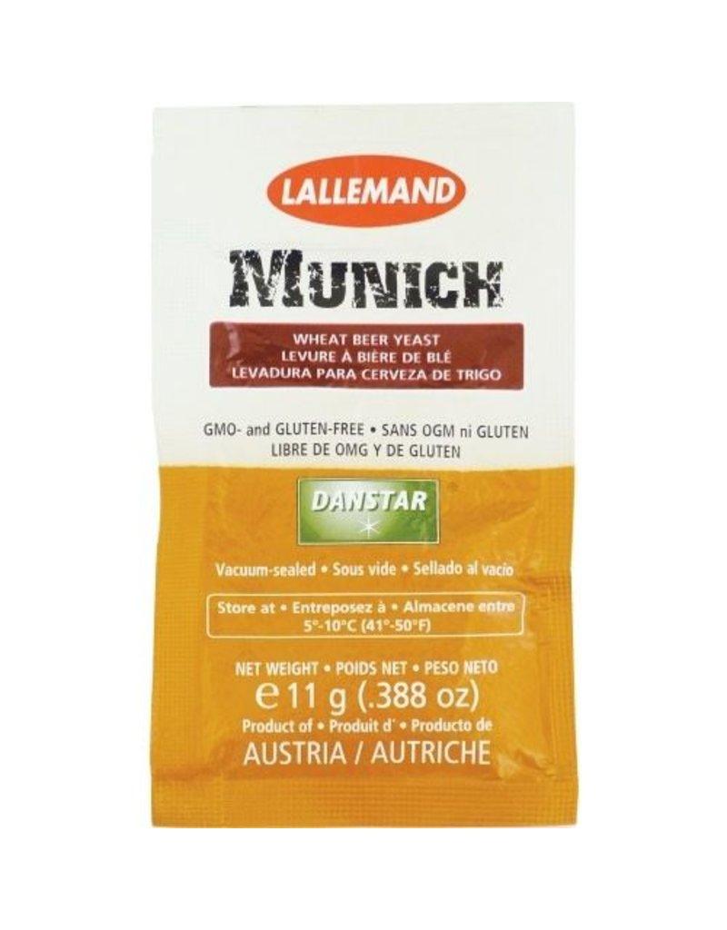 MUNICH WHEAT BEER YEAST