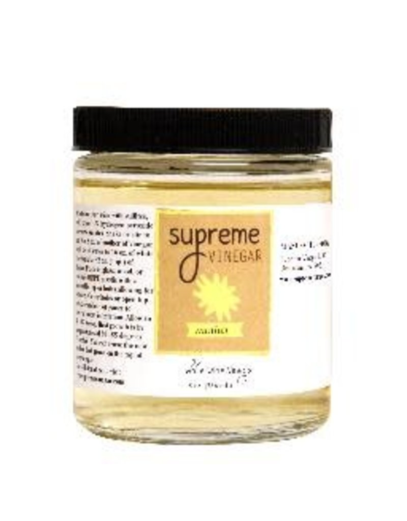 SUPREME WHITE WINE MOTHER OF VINEGARS 8OZ