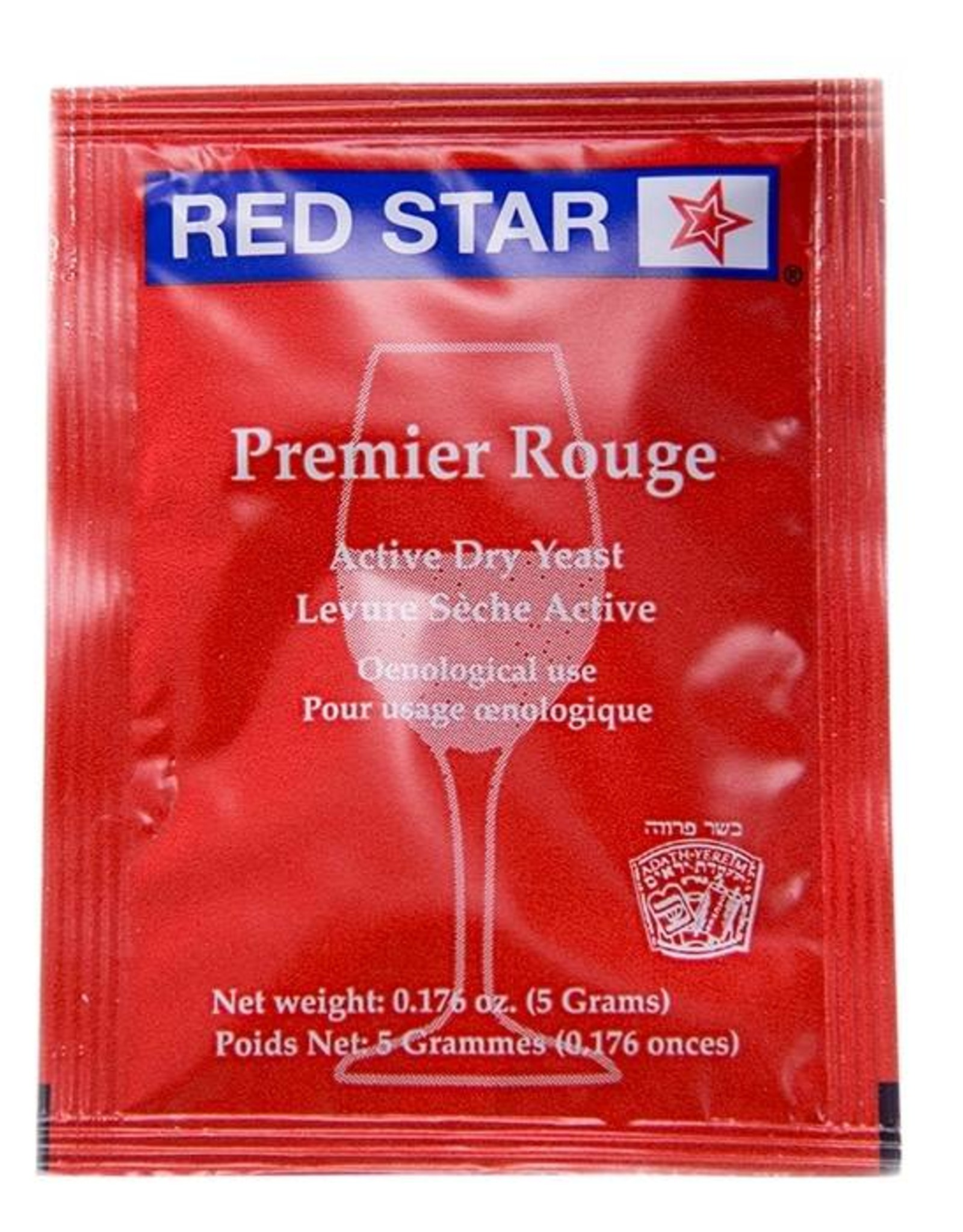 PREMIER ROUGE (PASTEUR RED) WINE YEAST