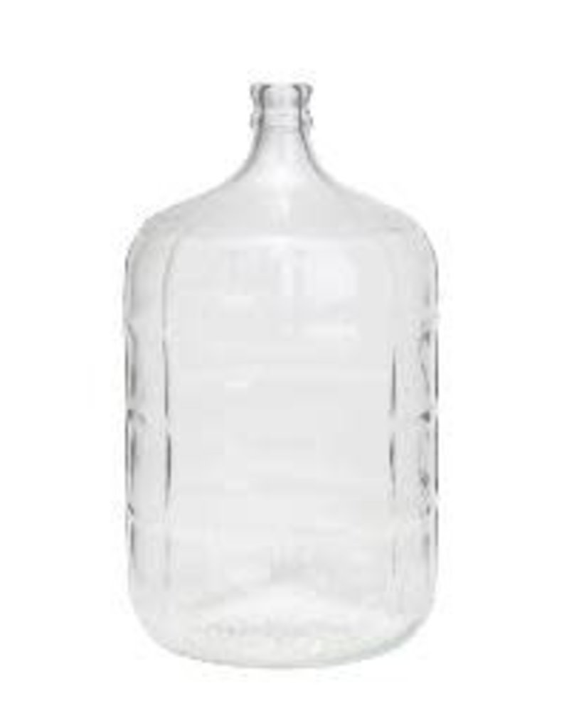 CARBOY- 5 GALLON GLASS