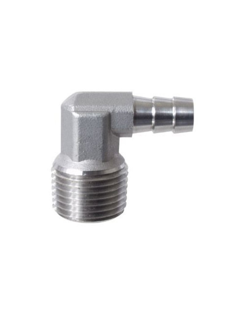 "BARBED ELBOW- 1/2"" MPT X 3/8"" BARB"