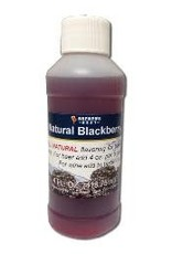 BLACK BERRY FLAVORING 4 OZ