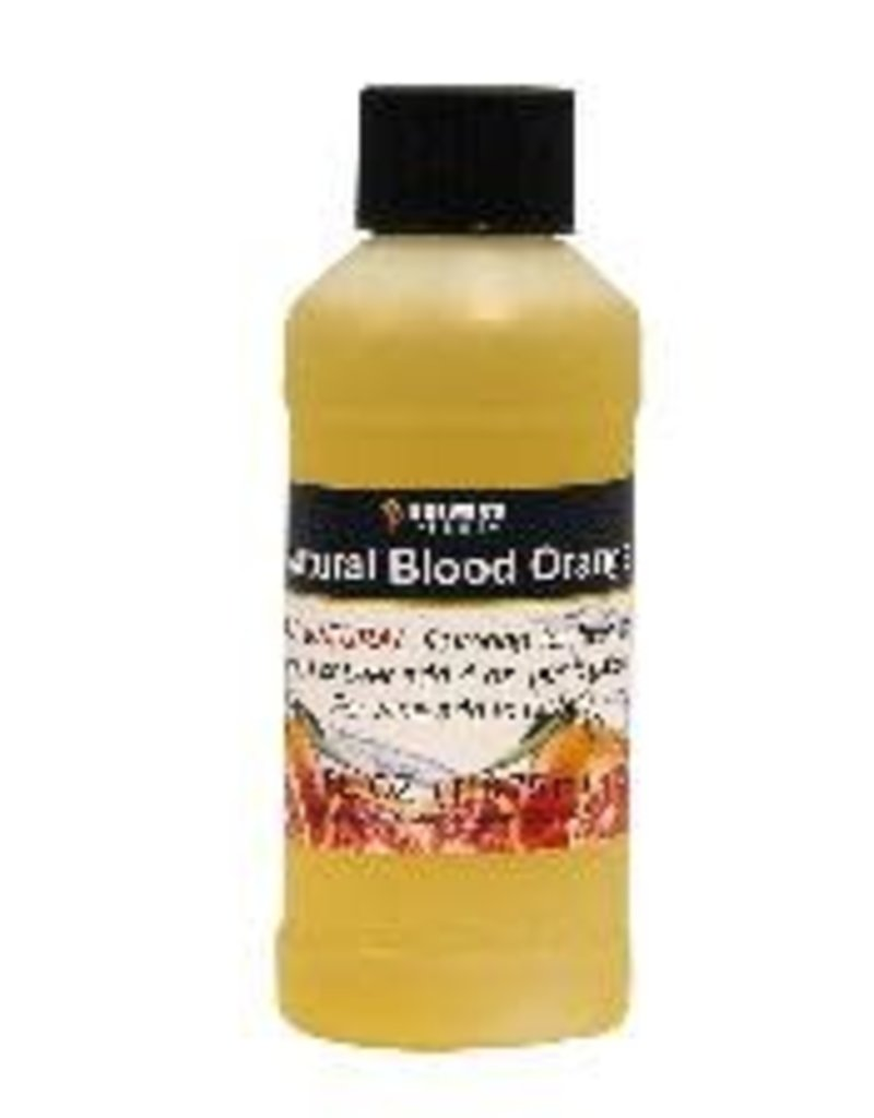 BLOOD ORANGE FLAVORING EXTRACT 4 OZ