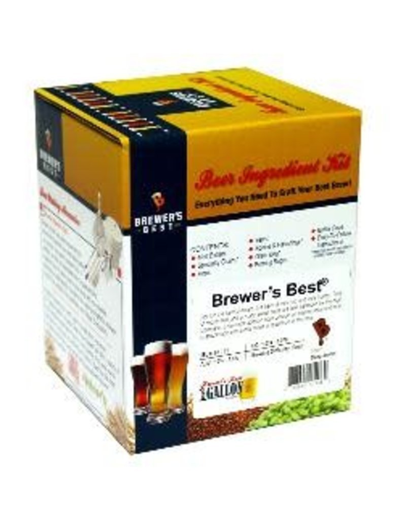 LD CARLSON BREWER'S BEST AMERICAN RED ALE 1GAL KIT
