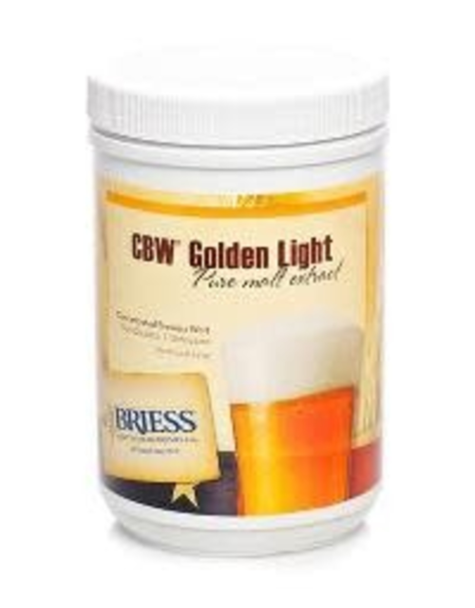 3.3lb. GOLDEN LIGHT LME