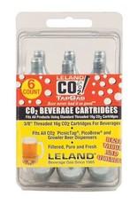 16g Threaded CO2 Cartridge (6)