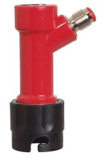 PIN LOCK BEV OUT (RED)- FLARE BLACK DISCONNECT MFL
