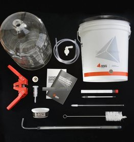 EQUIPMENT KIT- BEER 5 GALLON WITH CARBOY (BSG)