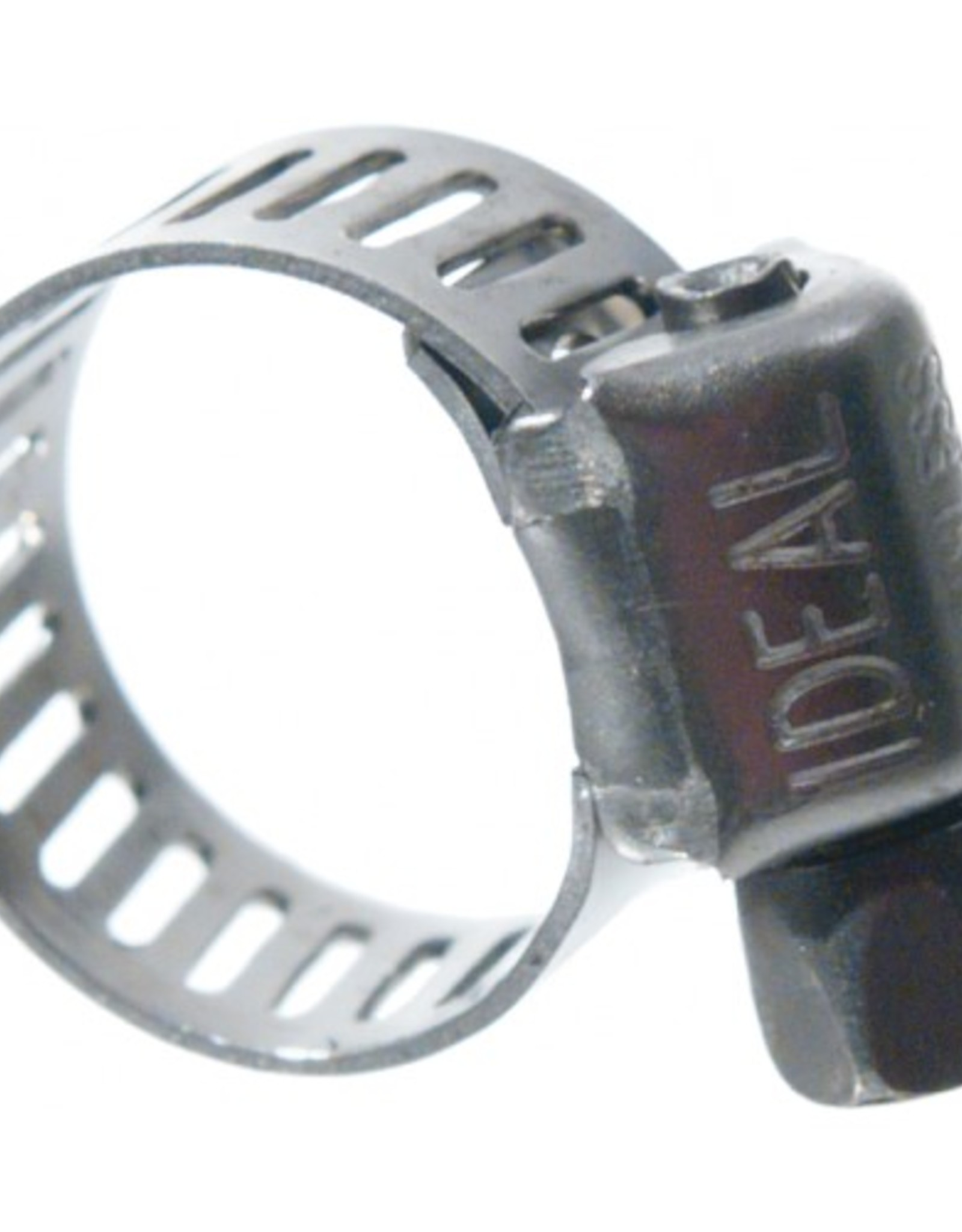 "HOSE CLAMP - SMALL 1/4"" TO 5/8"""