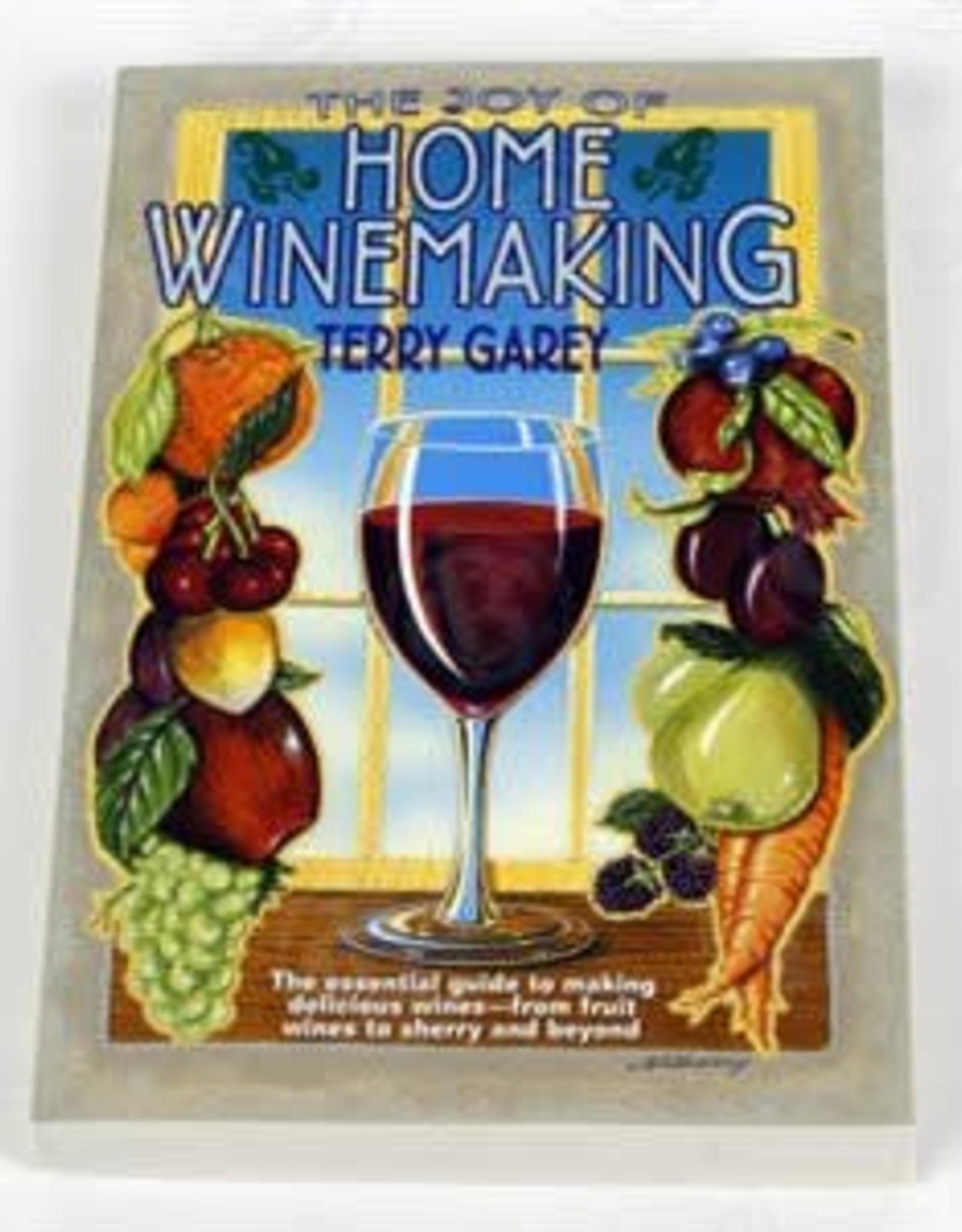 JOY OF HOME WINEMAKING