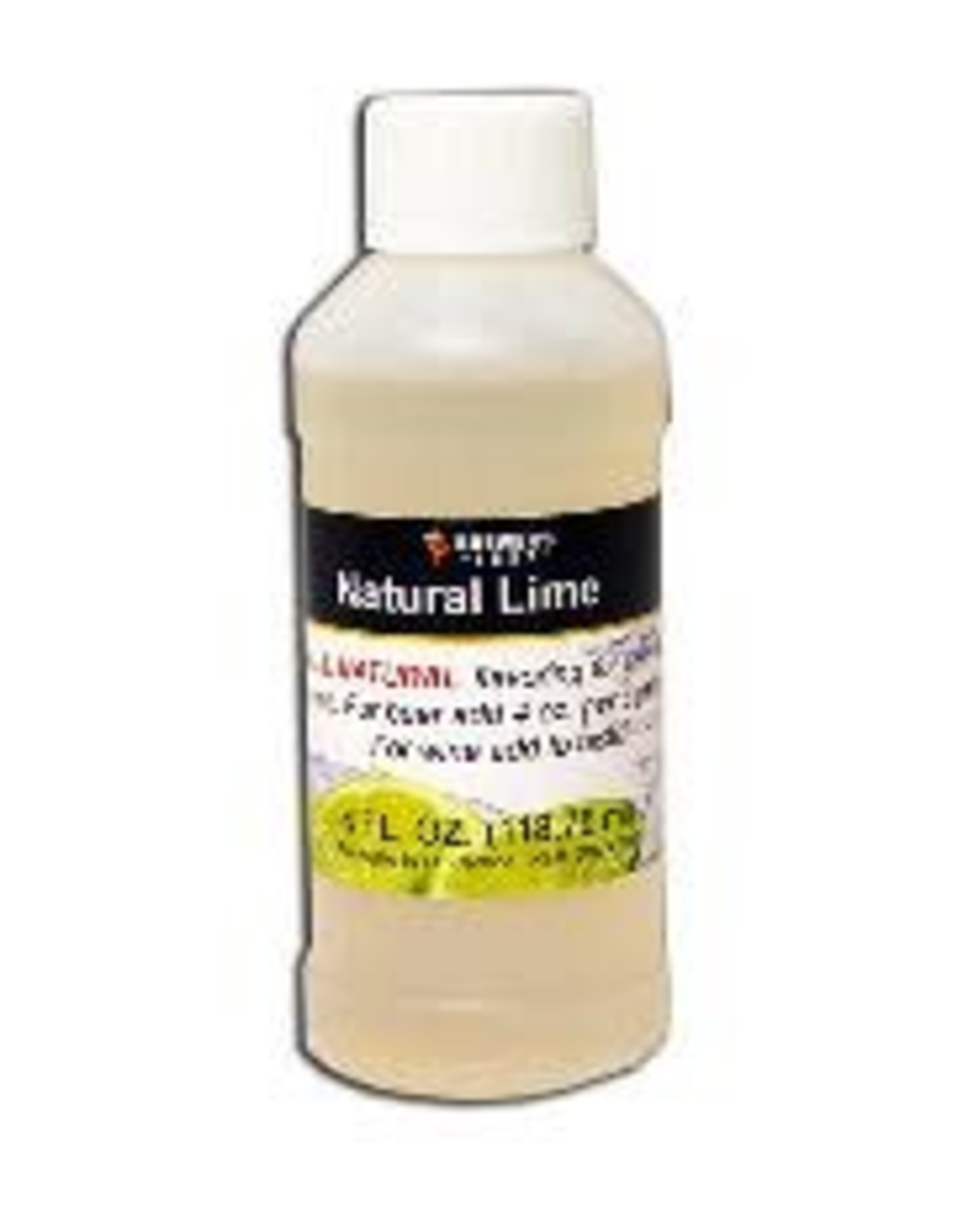 LIME FLAVORING EXTRACT 4 OZ