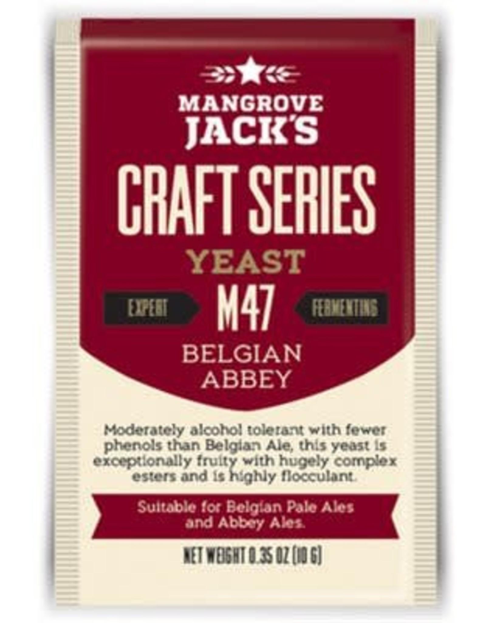 MANGROVE JACK'S BELGIAN ABBY M47