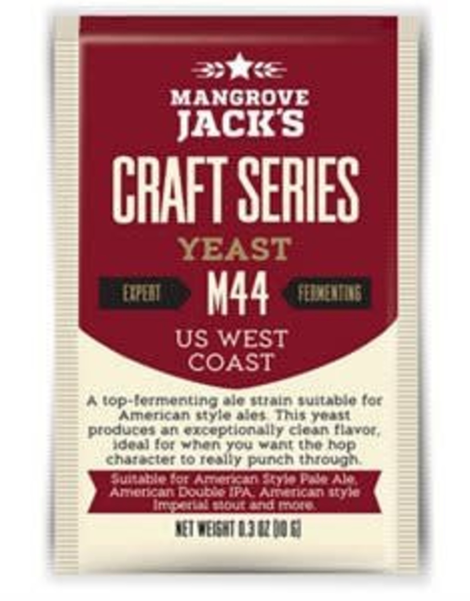 MANGROVE JACK'S U.S. WEST COAST M44