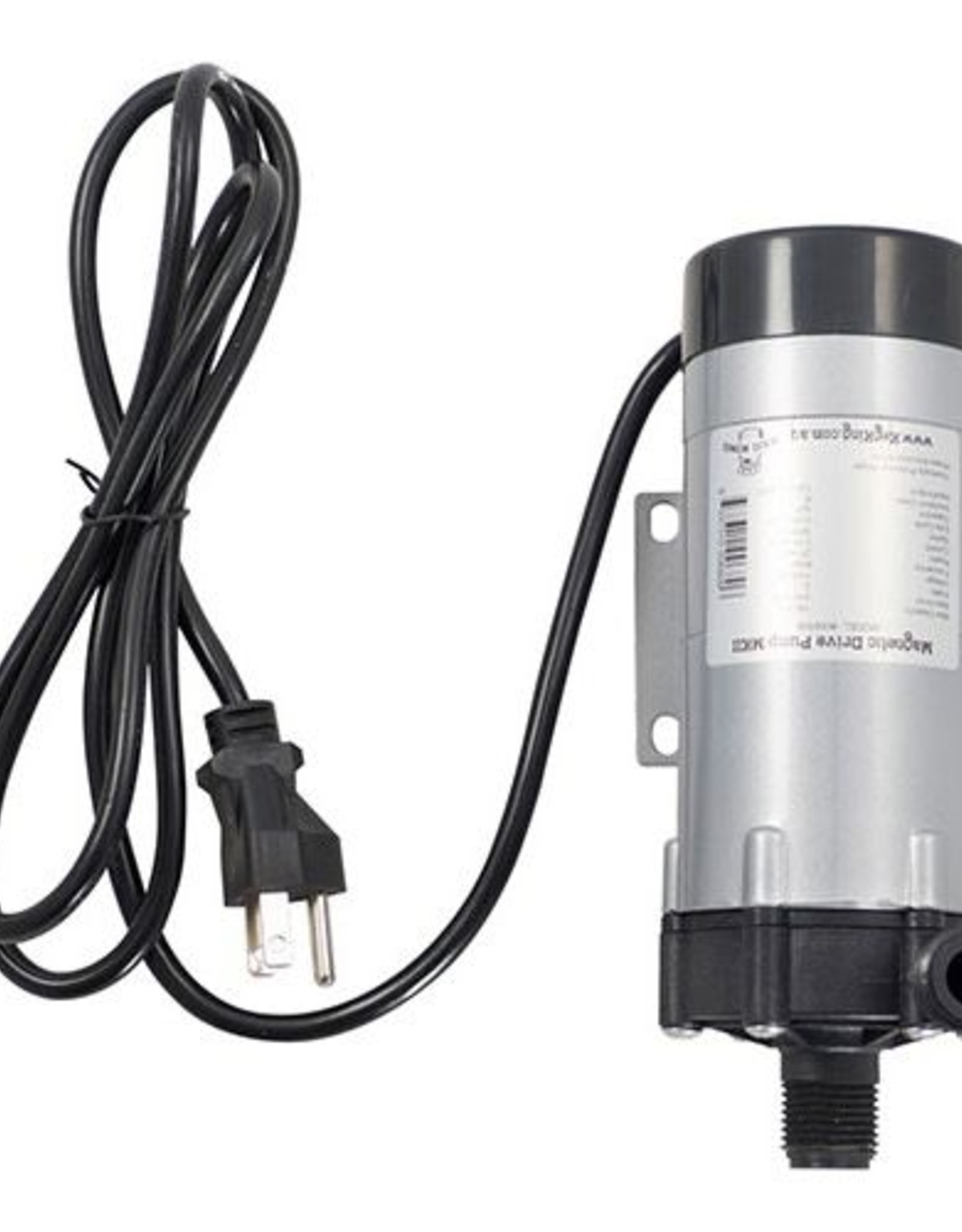 PUMP- MKII HIGH TEMP MAGNETIC DRIVE
