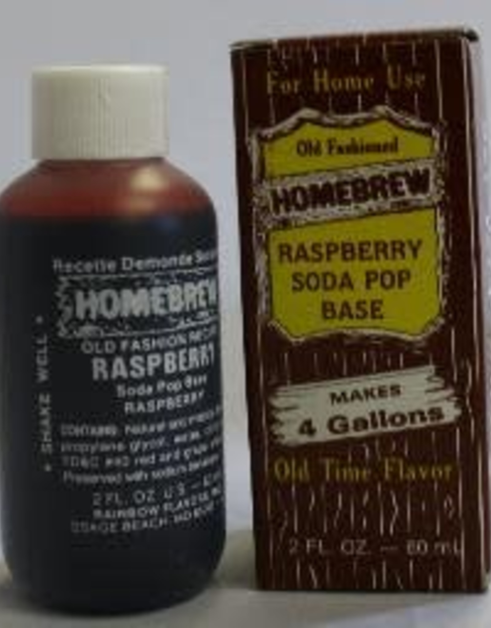 RASPBERRY SODA EXTRACT