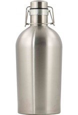 The Ultimate Growler (Stainless Steel) - 64 oz.