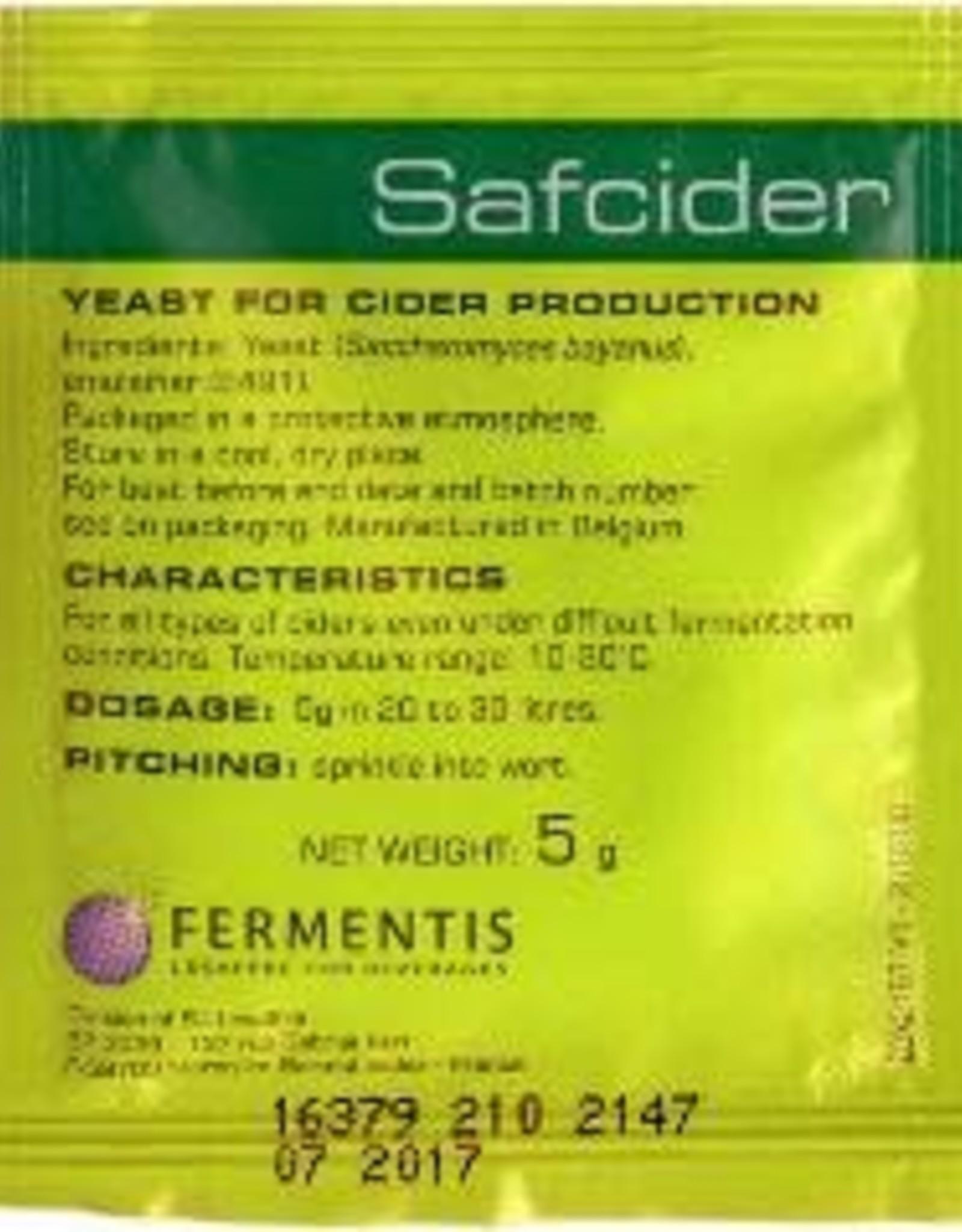 FERMENTIS SAFCIDER YEAST