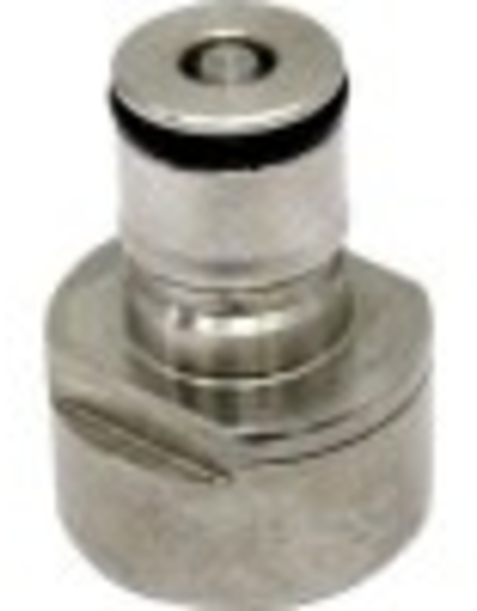 SANKE TO BALL LOCK ADAPTER-GAS SIDE