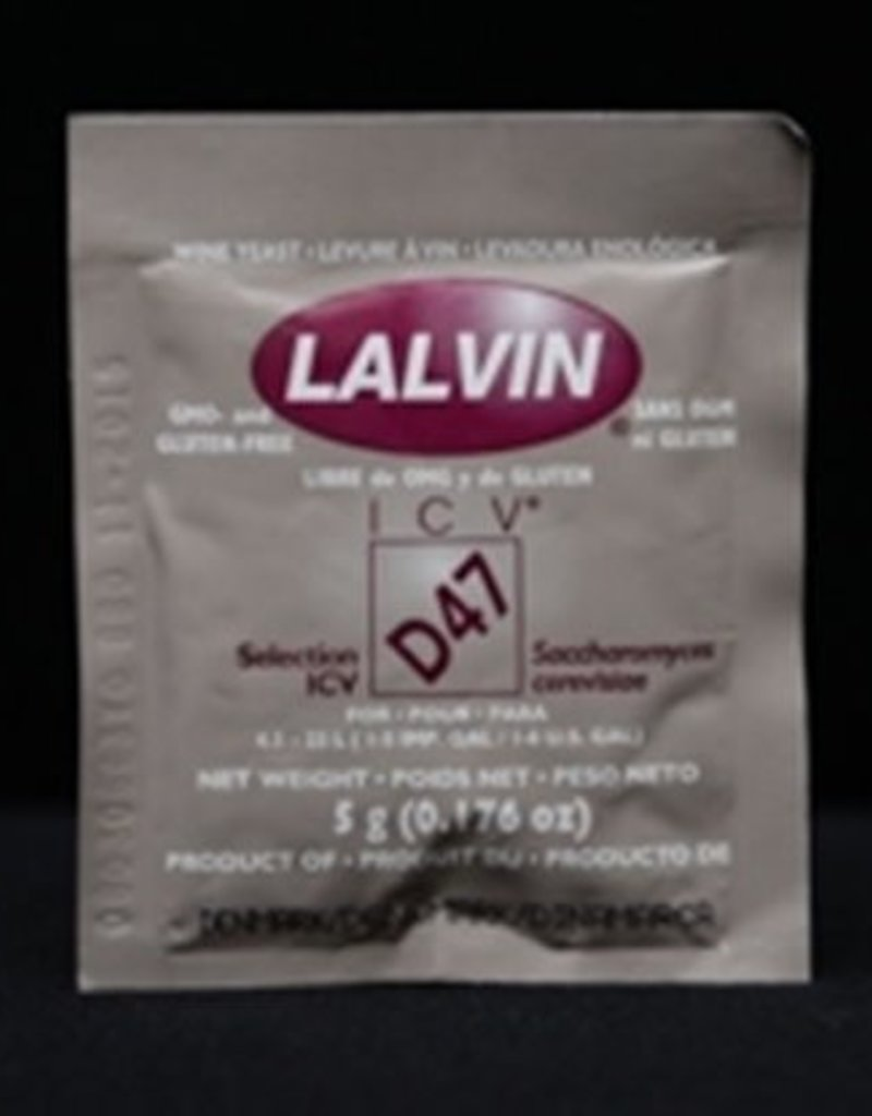 LALVIN ICV D-47