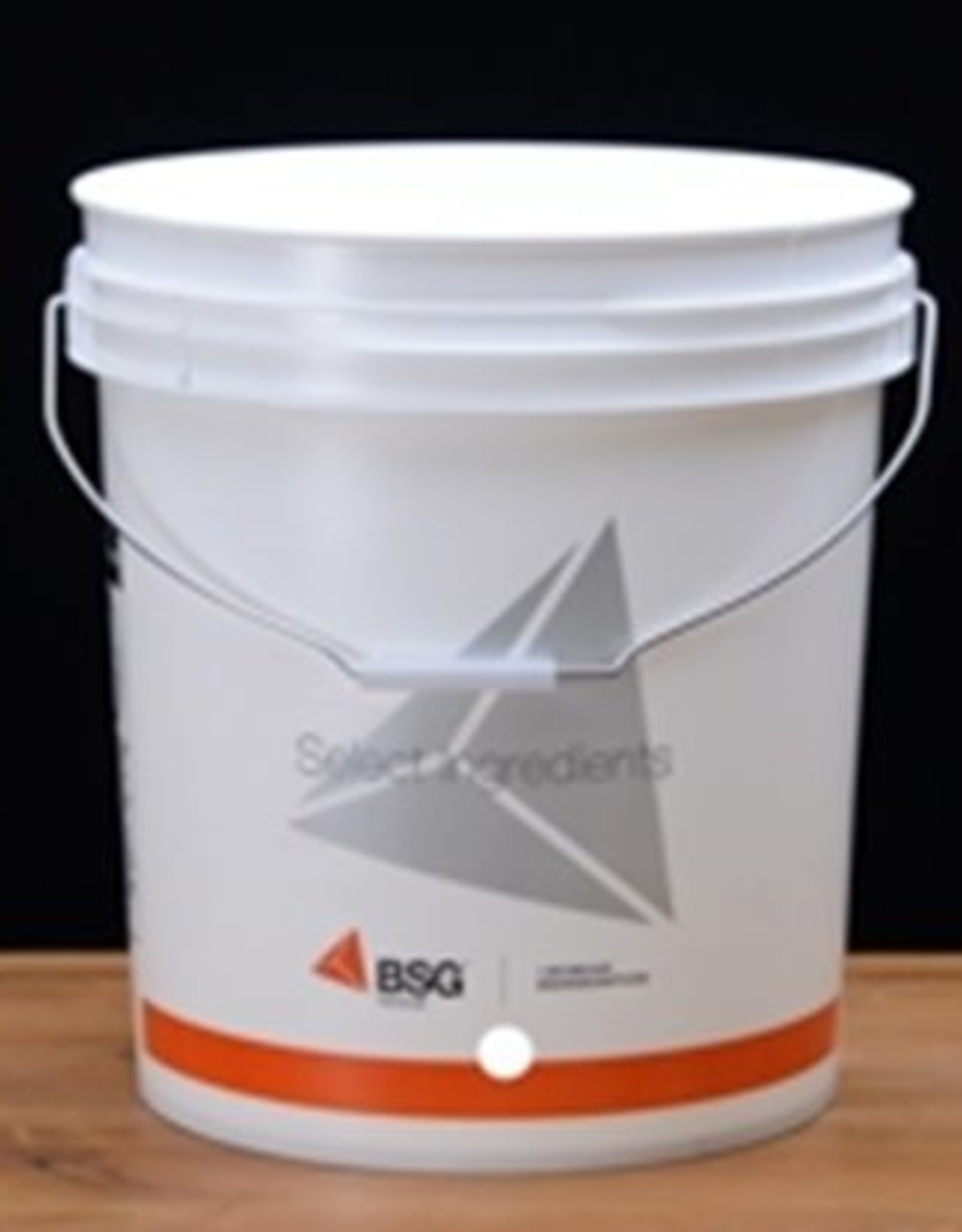 BUCKET- 7.8 GALLON WITH HOLE FOR SPIGOT