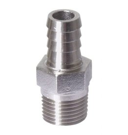 "1/2"" BARB X 1/2"" MPT HOSE FITTING"