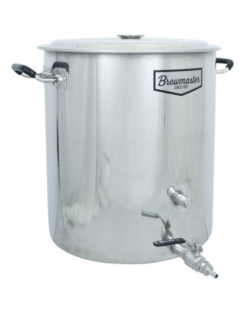 14 Gallon Brewmaster Stainless Steel Brew Kettle