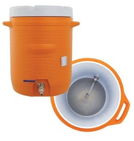 COOLER MASH TUN- 10 GALLON