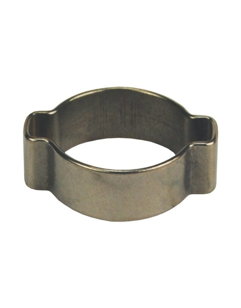 3/8 in. Pinch-On Double Ear Clamp