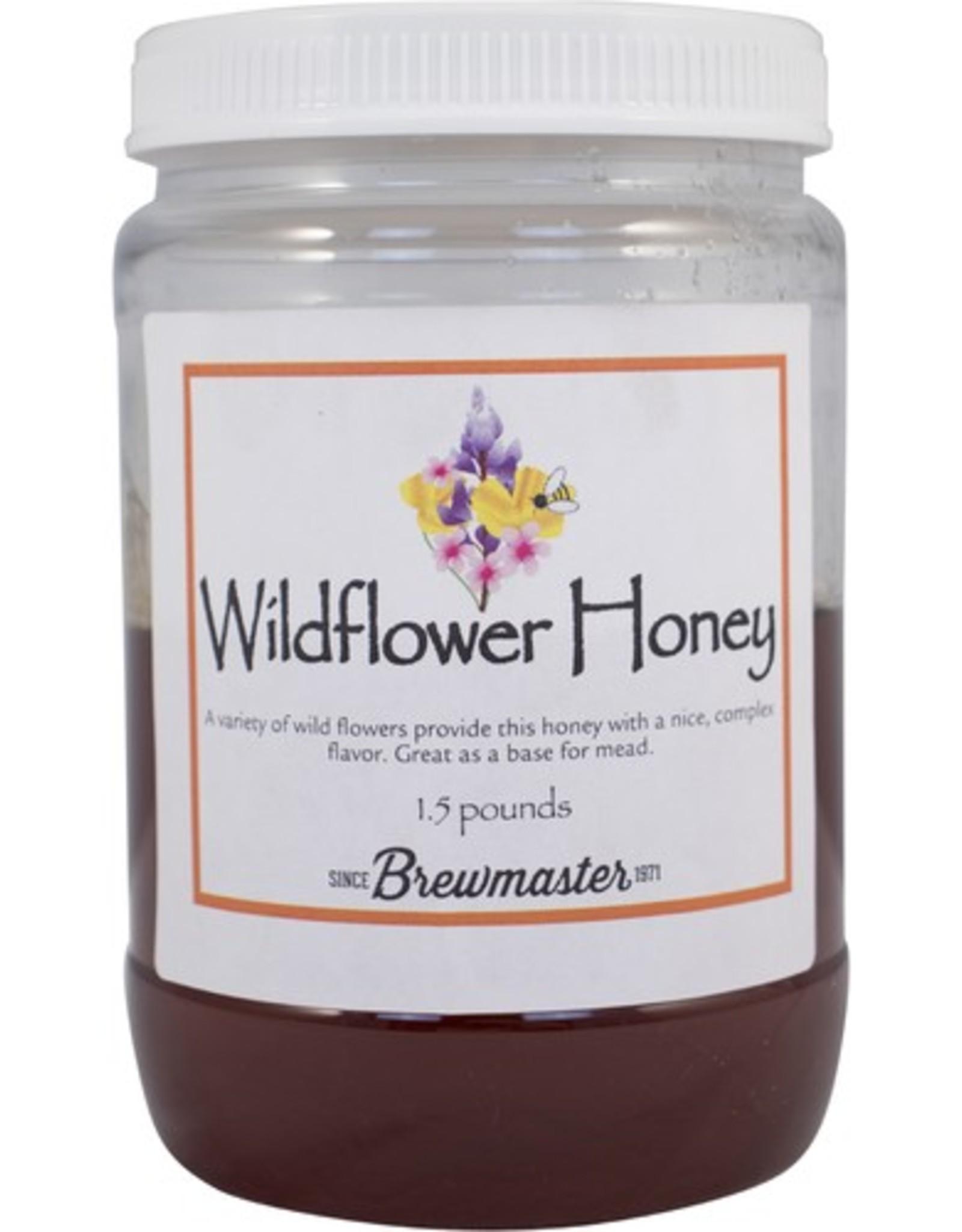 WILDFLOWER HONEY 6lb