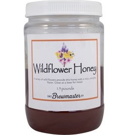 WILDFLOWER HONEY 6lb