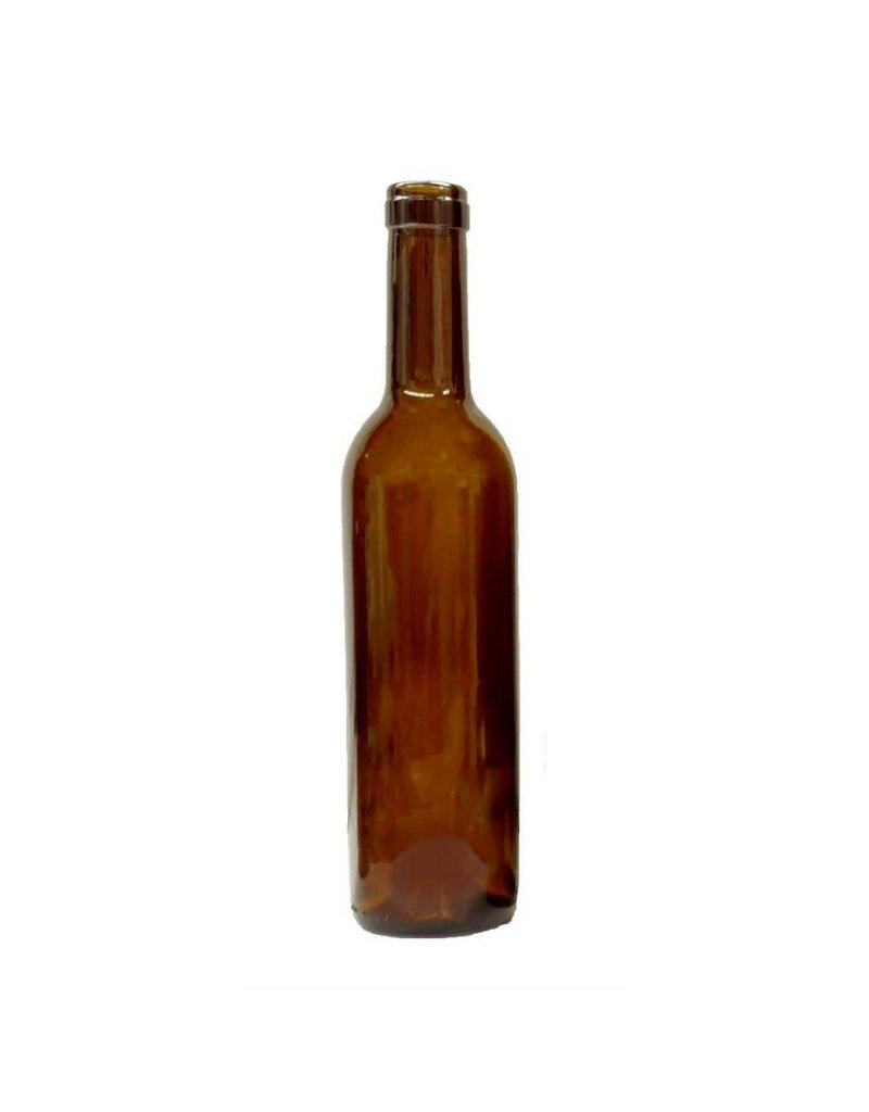375 ml AG BOTTLES, PUNT, CORK FINISH - CASE / 24