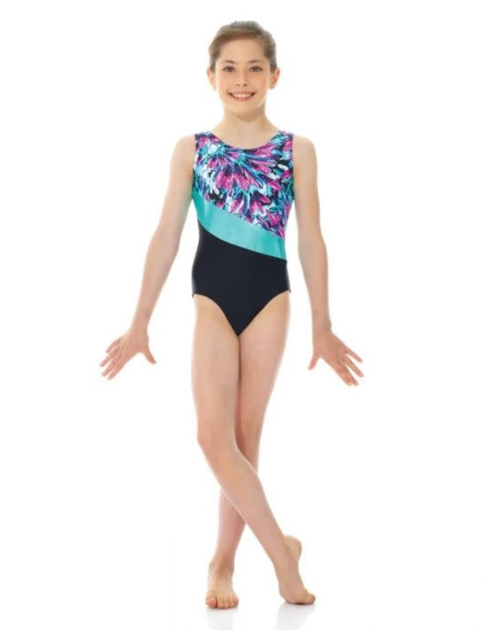 Mondor Leotard gymnastique 27858