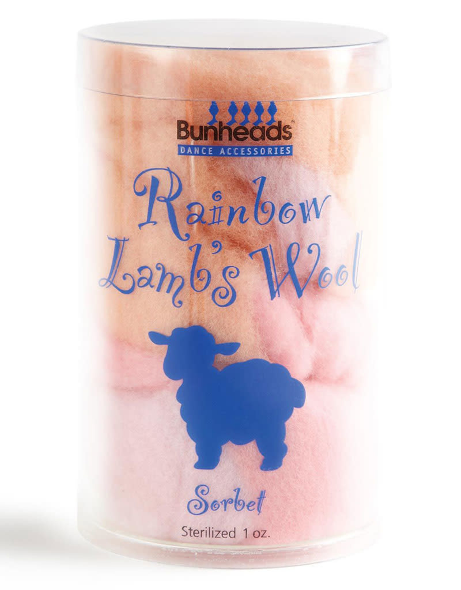 Capezio Multicolored lambswool