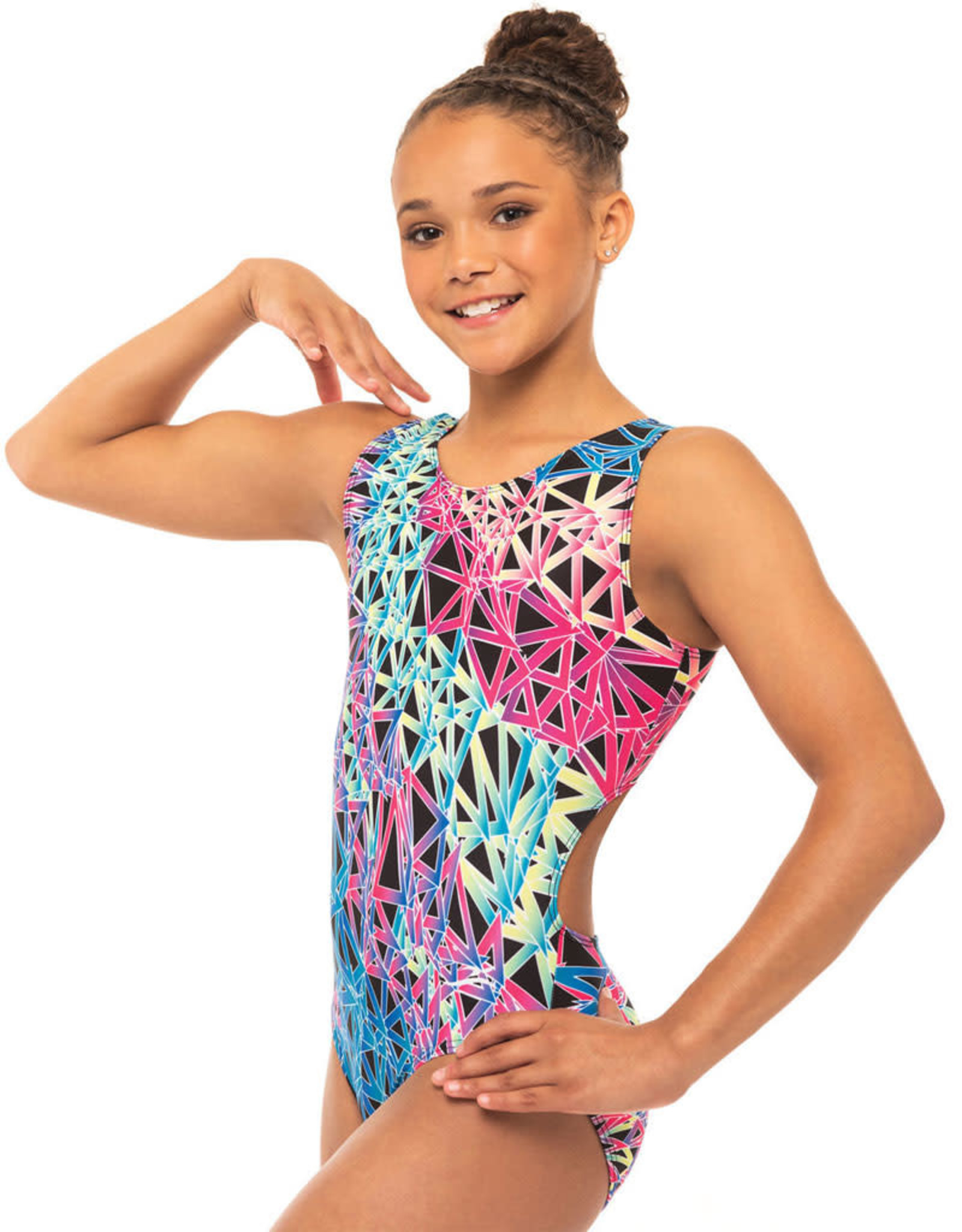 Motionwear Leotard gymnastics 1783