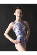 Motionwear Leotard Gymnastics 1938