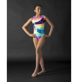 Motionwear Leotard Gym 1526