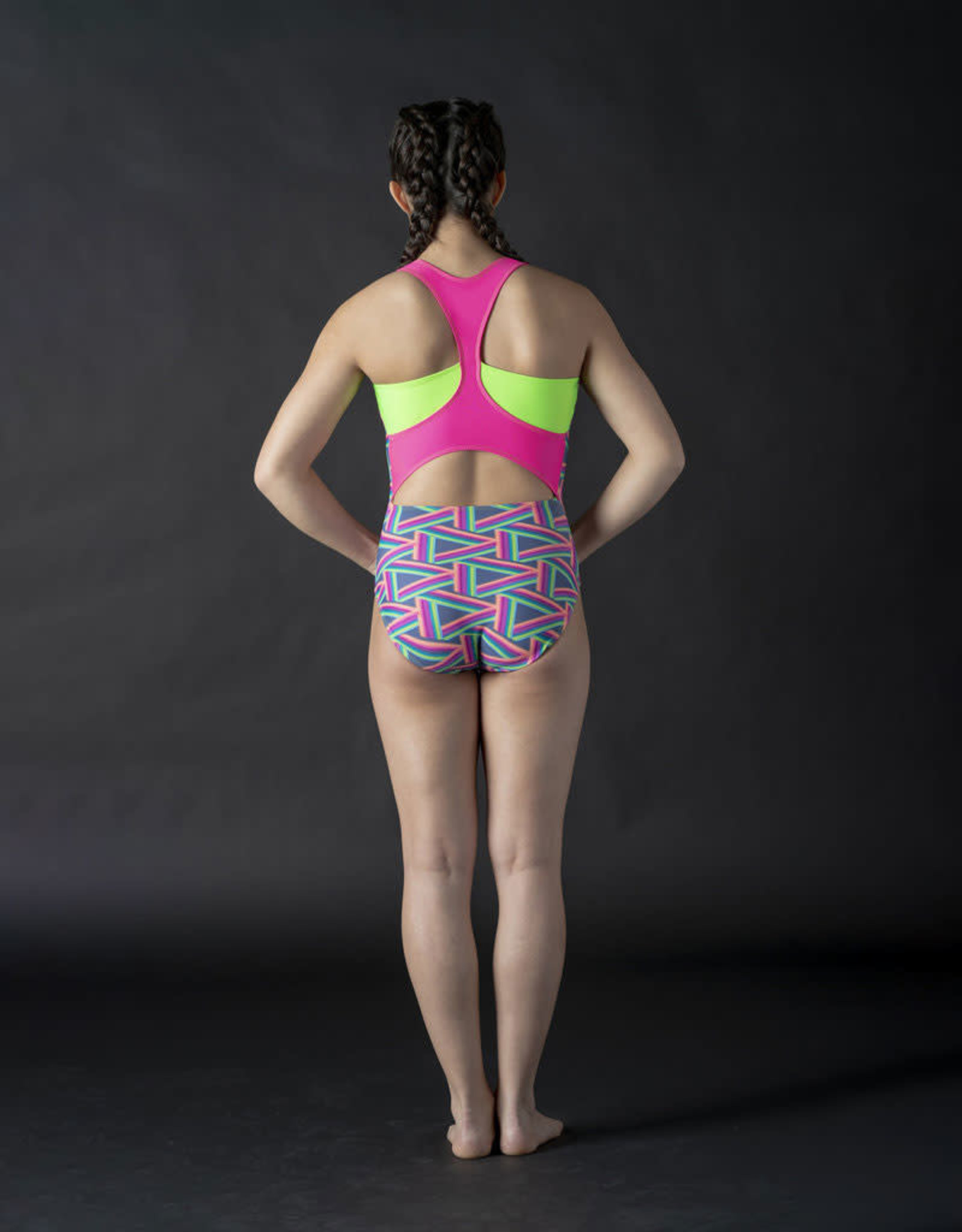 Motionwear Leotard Gymnastics  1329
